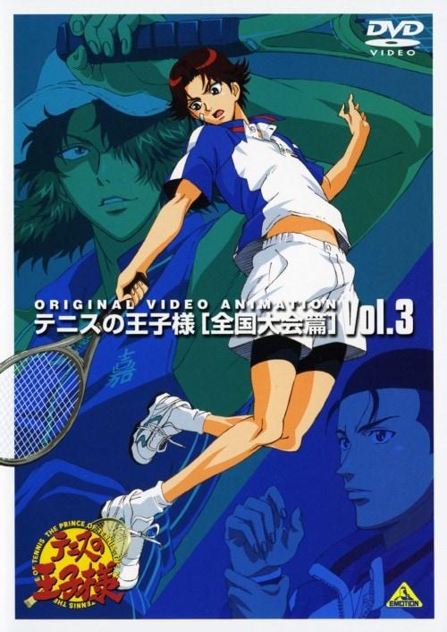 【中古】テニスの王子様 Original Video Animation 全国大会篇 Vol.3/皆川純子
