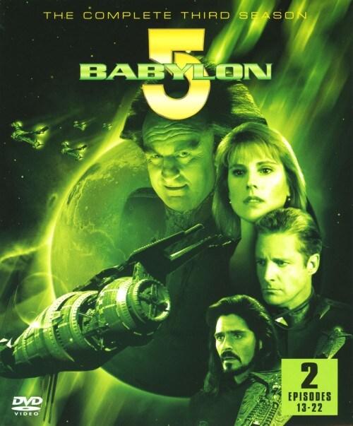 【中古】2.バビロン5 3rd セット 4-6 【DVD】/マイケル・オーヘア