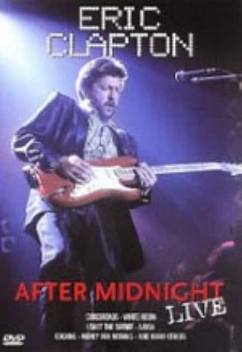 【中古】AFTER MIDNIGHT LIVE 【DVD】/ERIC CLAPTON