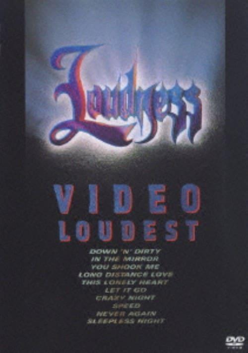 【中古】LOUDNESS/VIDEO LOUDEST 【DVD】/LOUDNESS