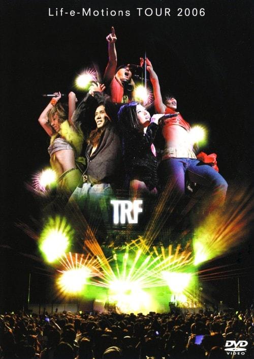 【中古】TRF Lif-e-Motions Tour 2006 【DVD】/trf