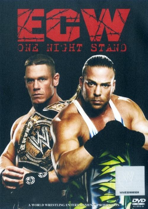 【中古】WWE ECW ワンナイト・スタンド2006 【DVD】