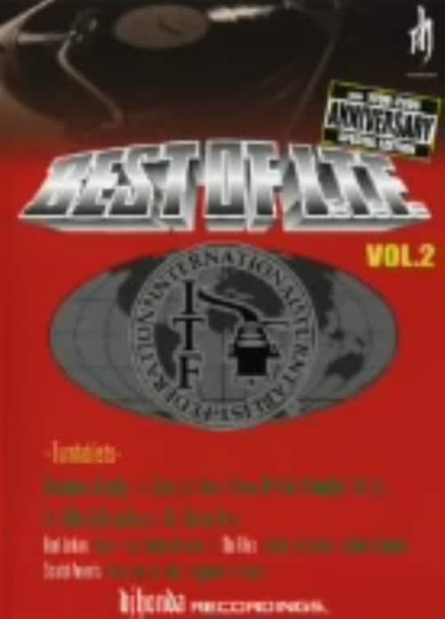 【中古】2.BEST OF I.T.F.10th・アニバーサリー・SP・ED【DVD】