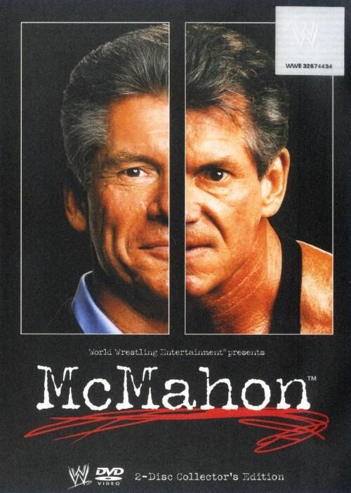 【中古】WWE マクマホン 【DVD】