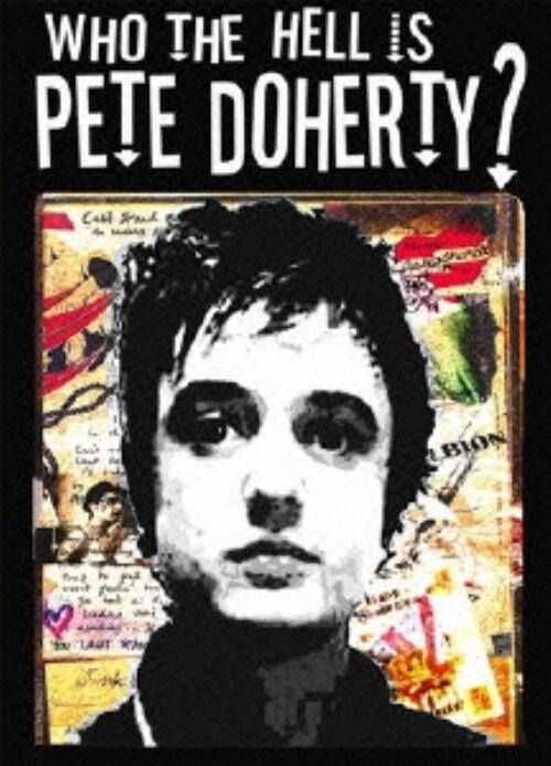 【中古】WHO THE F…IS PETE DOHERTY 【DVD】