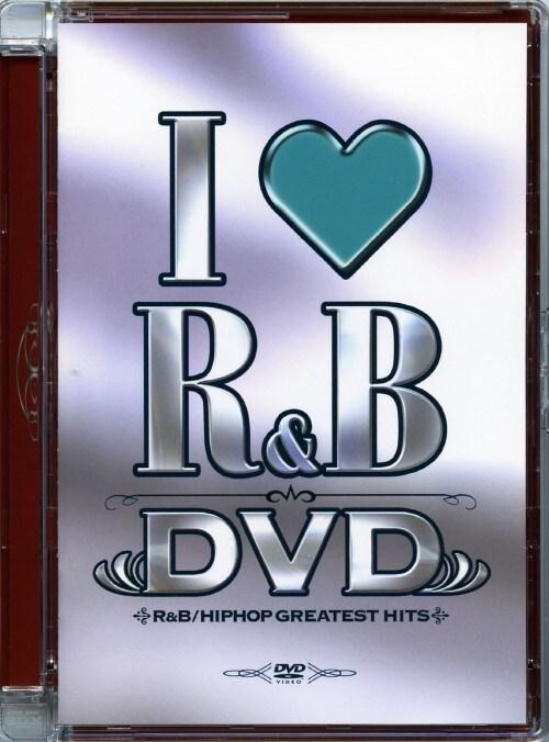 【中古】I LOVE R&B DVD 【DVD】