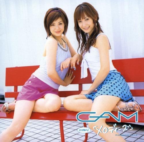 【中古】メロディーズ 【DVD】/GAM