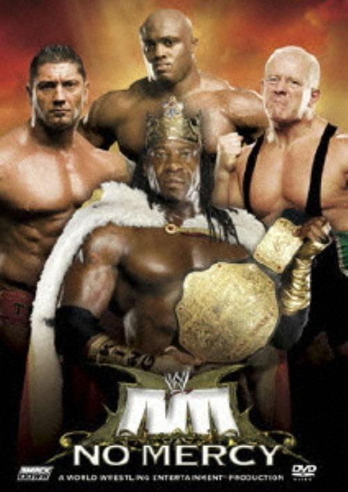 【中古】WWE ノー・マーシー2006 【DVD】