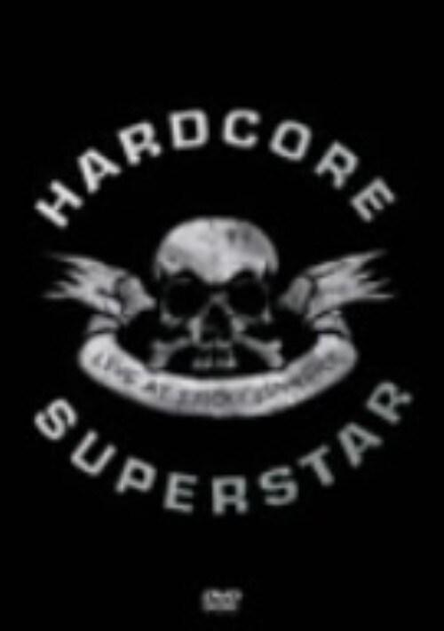 【中古】ハードコア・スーパースター/ライヴ・アット・スティッキー・フィンガ… 【DVD】/ハードコア・スーパースター