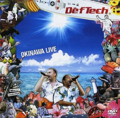 【中古】Def Tech/OKINAWA LIVE 【DVD】/Def Tech