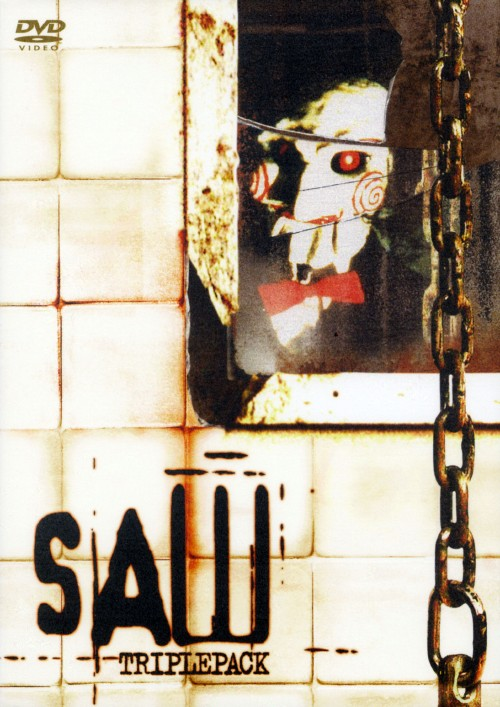 【中古】初限)SAW トリプル・パック 【DVD】/ケイリー・エルウィズ