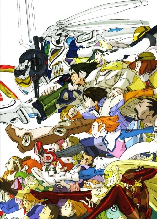 【中古】期限)オーバーマン キングゲイナー5.1ch BOX 【DVD】/野島裕史