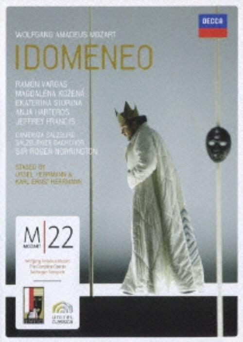 【中古】モーツァルト:歌劇「イドメネオ」 【DVD】/ノリントン
