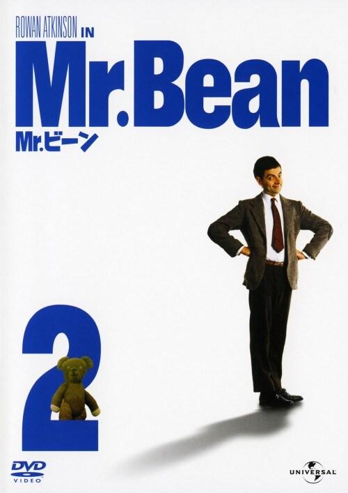【中古】初限)2.Mr.ビーン 【DVD】/ローワン・アトキンソン