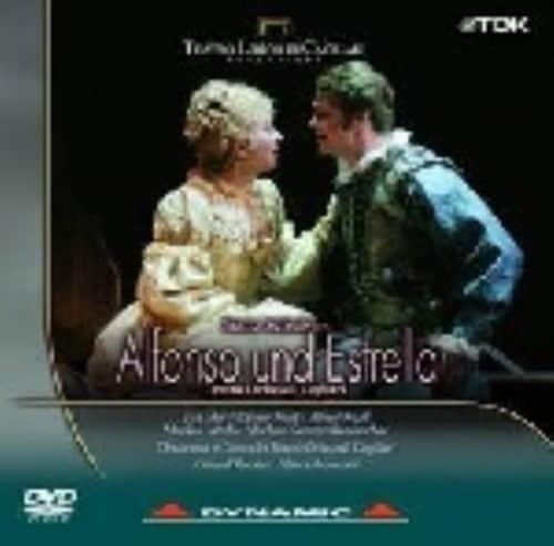 【中古】シューベルト:歌劇 「アルフォンソとエストレッラ」 【DVD】/ジェラール・コルステン
