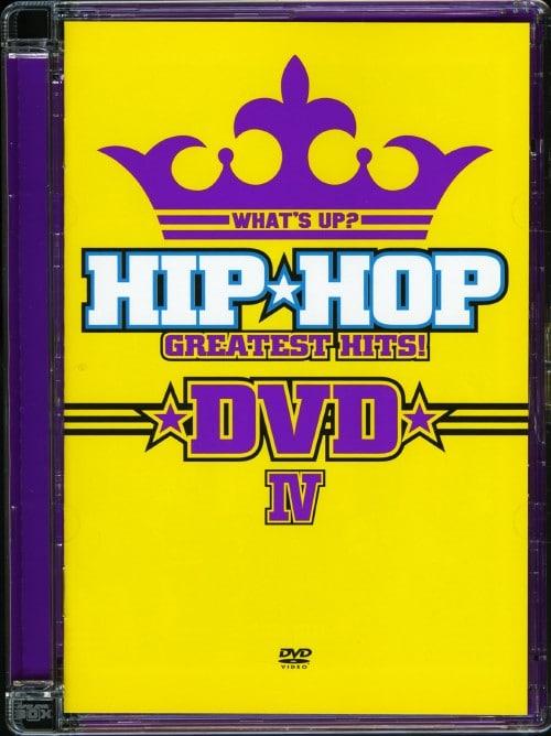 【中古】4.WHAT'S UP? HIP・HOP GREATEST HITS! 【DVD】