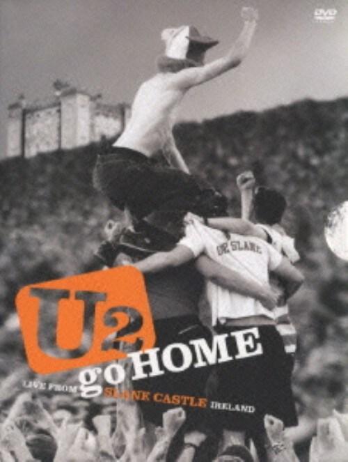 【中古】U2/ゴー・ホーム〜ライヴ・フロム・スレイン・キャッスル 【DVD】/U2