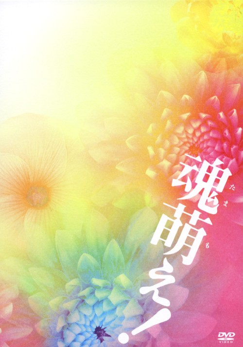 【中古】魂萌え! 【DVD】/風吹ジュン