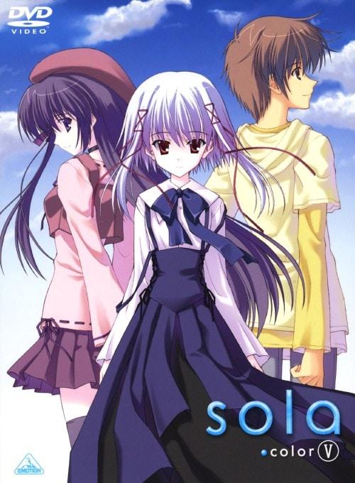 【中古】初限)5.sola (完) 【DVD】/岡本信彦