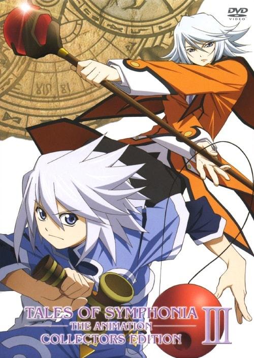 【中古】初限)3.テイルズオブシンフォニア コレクターズED (OVA) 【DVD】/小西克幸