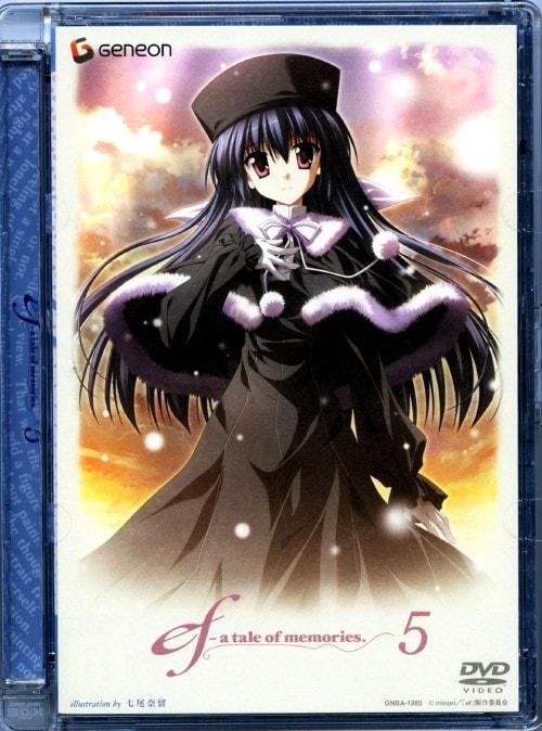 【中古】5.ef-a tale of memories. 【DVD】/田口宏子