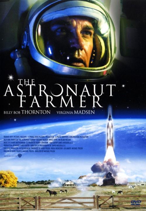 【中古】アストロノーツ・ファーマー 庭から昇ったロケット雲 【DVD】/ビリー・ボブ・ソーントン