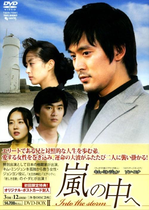 【中古】2.嵐の中へ BOX 【DVD】/キム・ミンジュン