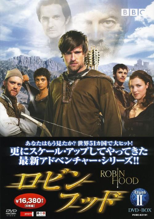 【中古】2.ロビン・フッド BOX 【DVD】/ジョナス・アームストロング