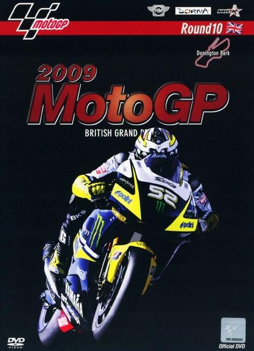 【中古】10.2009 MotoGP イギリスGP 【DVD】