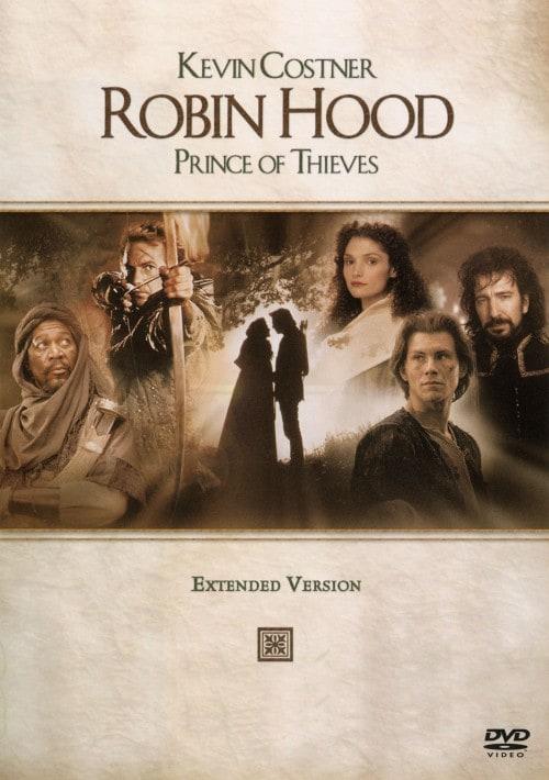 【中古】ロビン・フッド (1991) 特別編集版 【DVD】/ケビン・コスナー