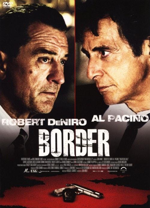 【中古】ボーダー 【DVD】/ロバート・デ・ニーロ