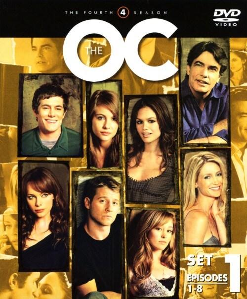 【中古】1.The OC ファイナル・シーズン セット 【DVD】/ベンジャミン・マッケンジー