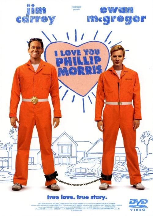 【中古】フィリップ、きみを愛してる!【DVD】/ジム・キャリー