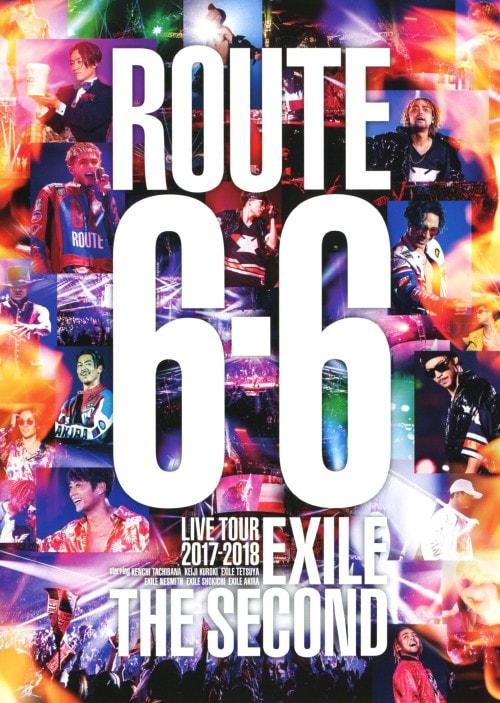【中古】EXILE THE SECOND LIVE TOUR 2017-2018 R… 【DVD】/EXILE THE SECOND