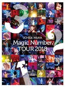 【中古】UCHIDA MAAYA 「Magic Number」 TOUR 2018 【ブルーレイ】/内田真礼