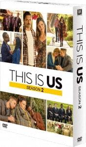 【中古】2.THIS IS US/ディス・イズ・アス 2nd BOX 【DVD】/マイロ・ヴィンティミリア
