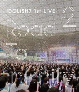 【中古】アイドリッシュセブン 1st LIVE Road To Infi…Day2 【ブルーレイ】/IDOLiSH7