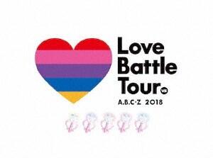 【中古】A.B.C-Z 2018 Love Battle Tour 【DVD】/A.B.C−Z
