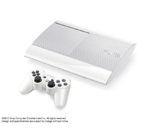 【中古・箱説なし・付属品なし・傷あり】PlayStation3 HDD 250GB CECH−4000BLW クラシック・ホワイト