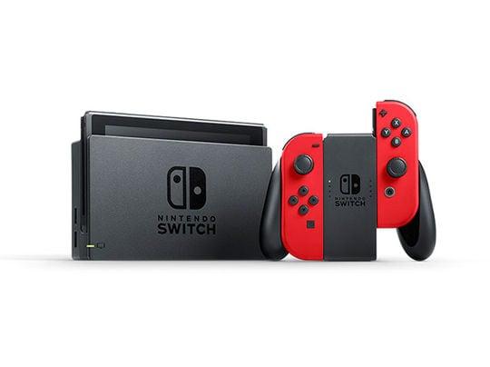 【中古・箱説あり・付属品あり・傷なし】Nintendo Switch スーパーマリオ オデッセイセット (同梱版)