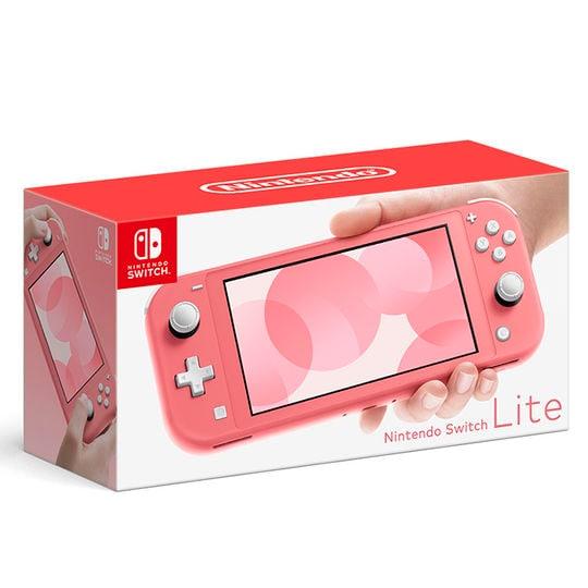 【新品】Nintendo Switch Lite コーラル