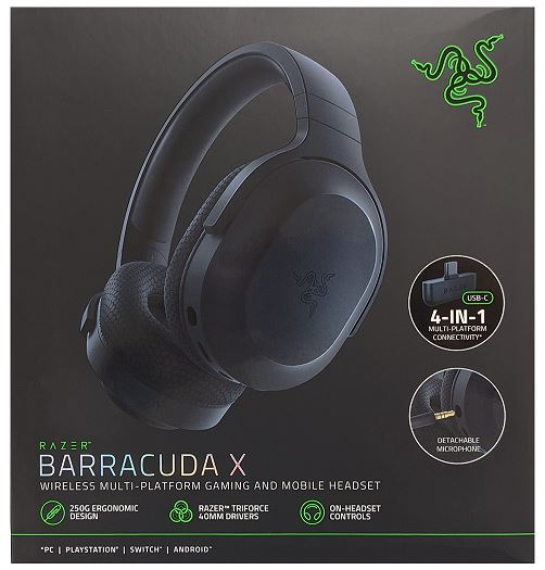 【新品】Barracuda X