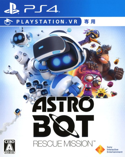 【中古】ASTRO BOT:RESCUE MISSION (VR専用)