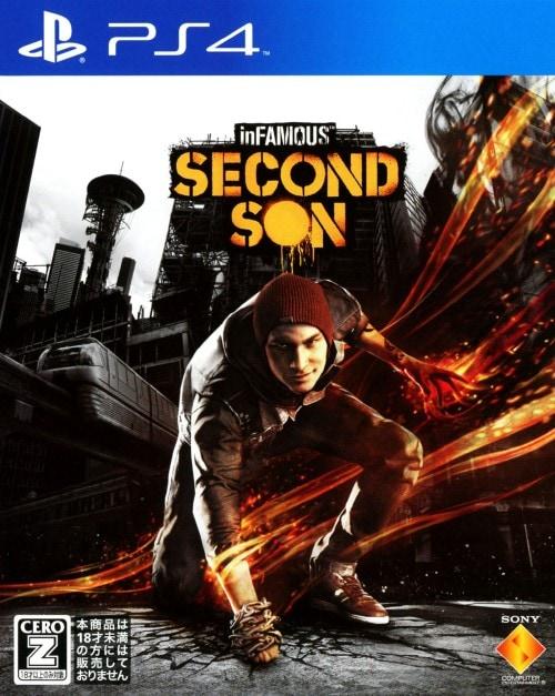 【中古】【18歳以上対象】inFAMOUS Second Son