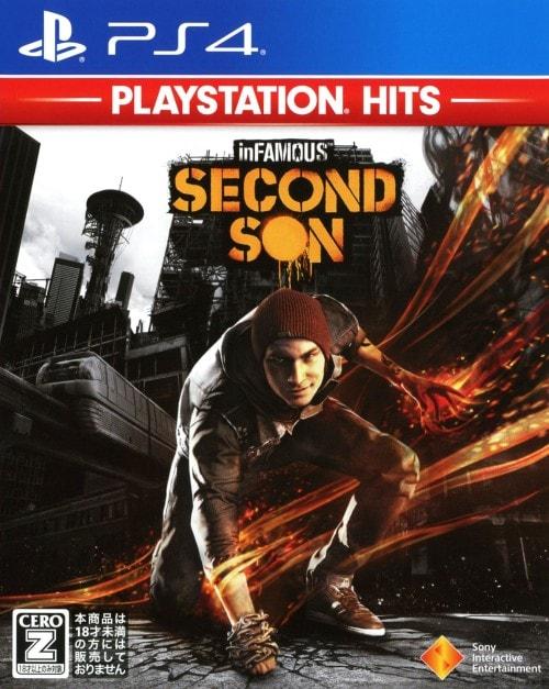 【中古】【18歳以上対象】inFAMOUS Second Son PlayStation Hits