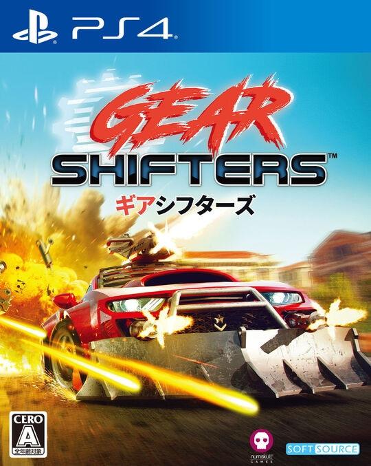 【新品】GEARSHIFTERS