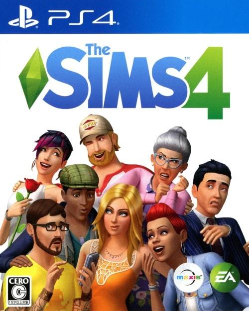 【中古】The Sims 4
