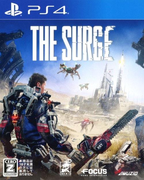 【中古】【18歳以上対象】The Surge(ザ サージ)
