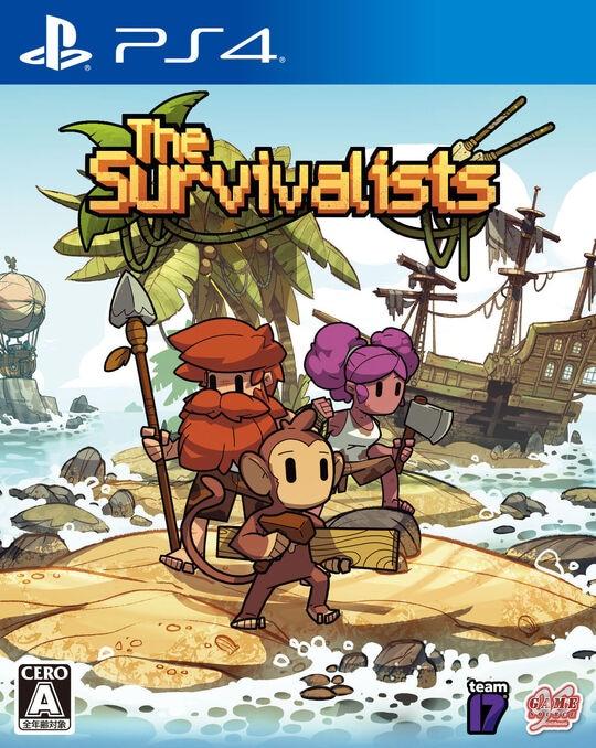 【中古】The Survivalists − ザ サバイバリスト −