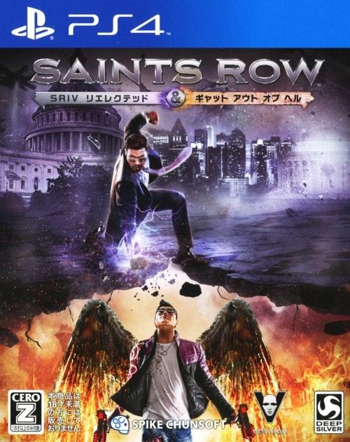 【中古】【18歳以上対象】Saints Row4 リエレクテッド